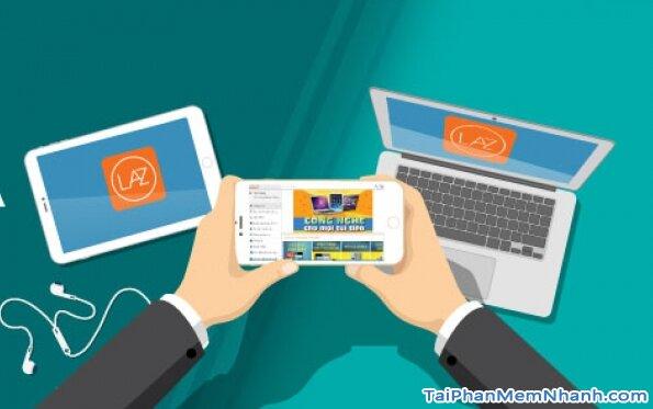 Hướng dẫn tải cài đặt Lazada - Ứng dụng mua sắm online trên iPhone, iPad + Hình 3
