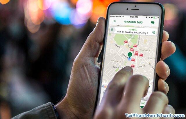 Tải và cài đặt ứng dụng gọi xe VinaSun Taxi cho điện thoại iOS + Hình 3