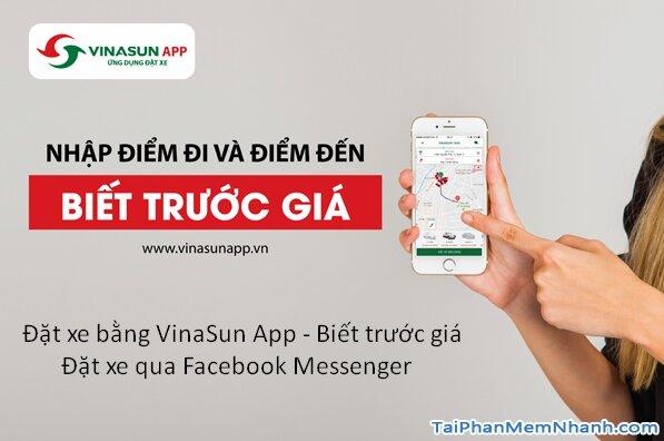 Tải và cài đặt ứng dụng gọi xe VinaSun Taxi cho điện thoại iOS + Hình 5