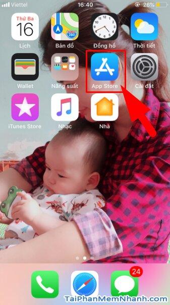 Tải và cài đặt ứng dụng gọi xe VinaSun Taxi cho điện thoại iOS + Hình 6