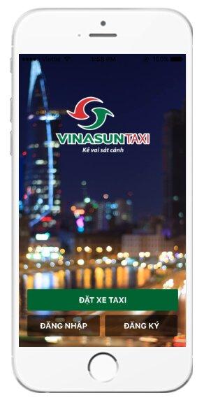 Tải và cài đặt ứng dụng gọi xe VinaSun Taxi cho điện thoại iOS + Hình 13