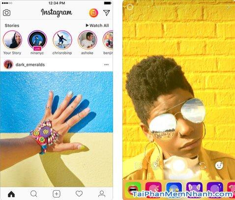 Tải cài đặt Instagram - Mạng xã hội chia sẻ ảnh trên iPhone, iPad + Hình 2