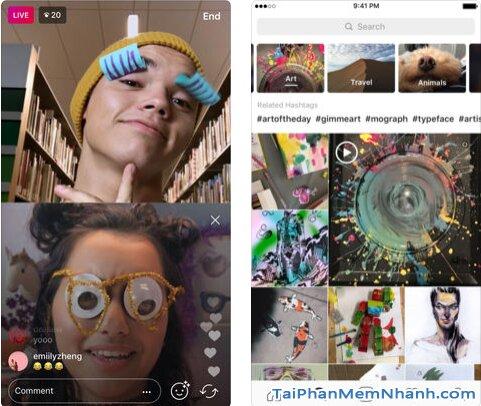 Tải cài đặt Instagram - Mạng xã hội chia sẻ ảnh trên iPhone, iPad + Hình 3
