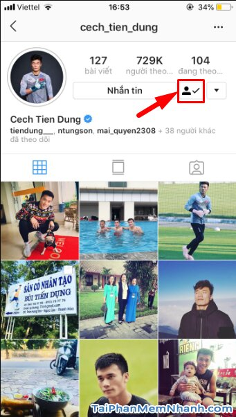 Tải cài đặt Instagram - Mạng xã hội chia sẻ ảnh trên iPhone, iPad + Hình 6