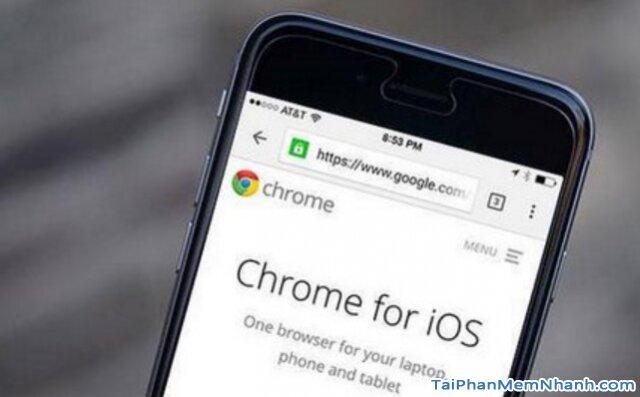 Tải cài đặt trình duyệt web nhanh Google Chrome cho iPhone, iPad + Hình 2