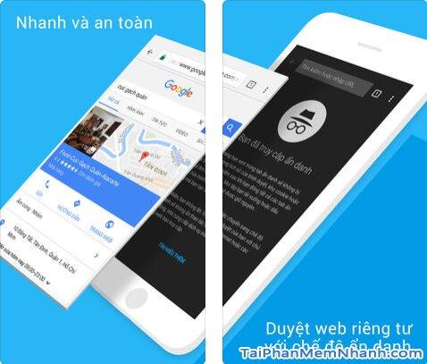 Tải cài đặt trình duyệt web nhanh Google Chrome cho iPhone, iPad + Hình 3