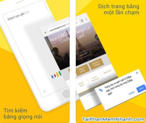 Tải cài đặt trình duyệt web nhanh Google Chrome cho iPhone, iPad + Hình 4
