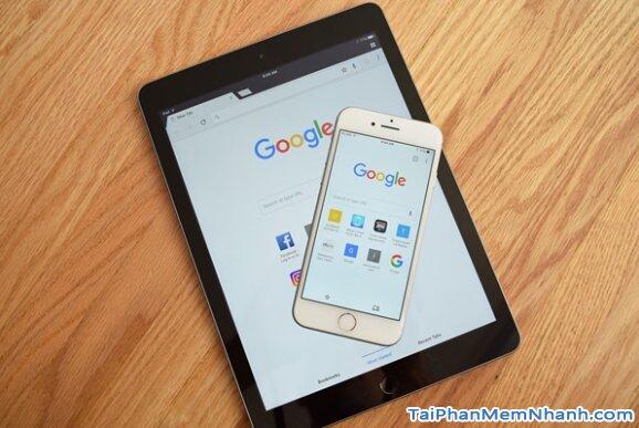 Tải cài đặt trình duyệt web nhanh Google Chrome cho iPhone, iPad + Hình 14