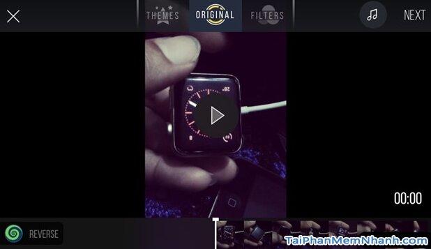 Tải cài đặt Vizmato cho iOS - Trình biên tập và thêm hiệu ứng độc đáo cho video + Hình 7