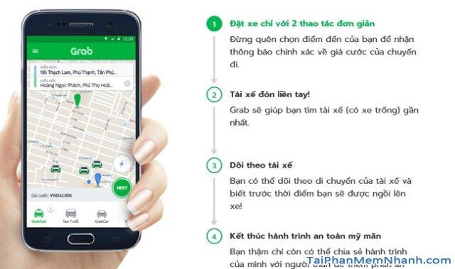 Hướng dẫn tải cài đặt ứng dụng gọi xe Grab cho Android + Hình 3