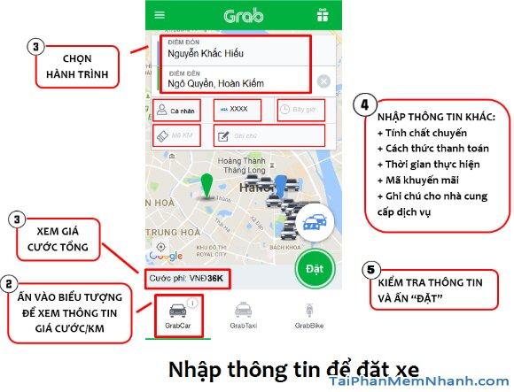 Hướng dẫn tải cài đặt ứng dụng gọi xe Grab cho Android + Hình 8