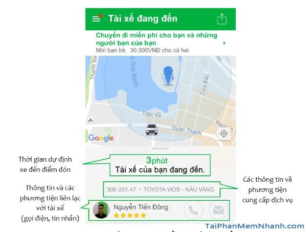Hướng dẫn tải cài đặt ứng dụng gọi xe Grab cho Android + Hình 9