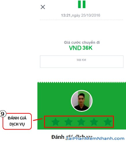 Hướng dẫn tải cài đặt ứng dụng gọi xe Grab cho Android + Hình 10
