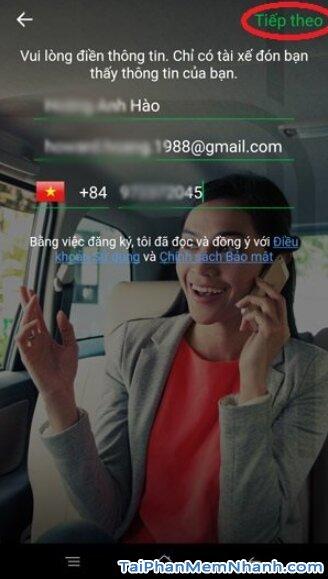 Hướng dẫn tải cài đặt ứng dụng gọi xe Grab cho Android + Hình 18