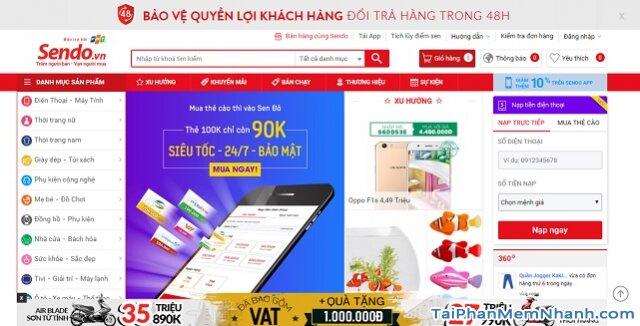 Tải và Cài đặt ứng dụng mua sắm giá rẻ SenDo cho Android + Hình 4