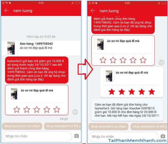 Tải và Cài đặt ứng dụng mua sắm giá rẻ SenDo cho Android + Hình 7