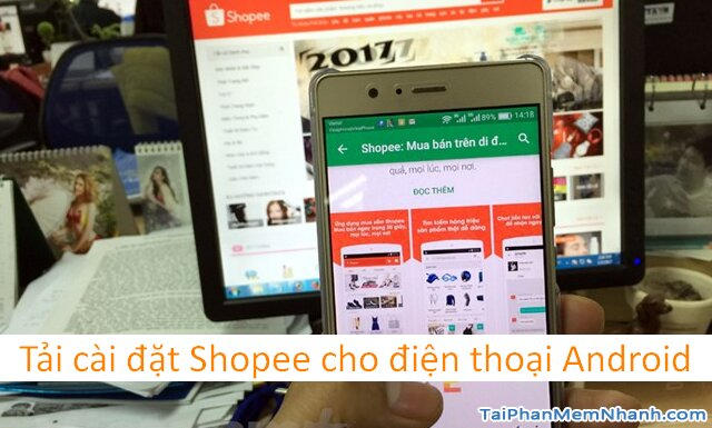 Tải Shopee – Ứng dụng mua sắm trên điện thoại Android