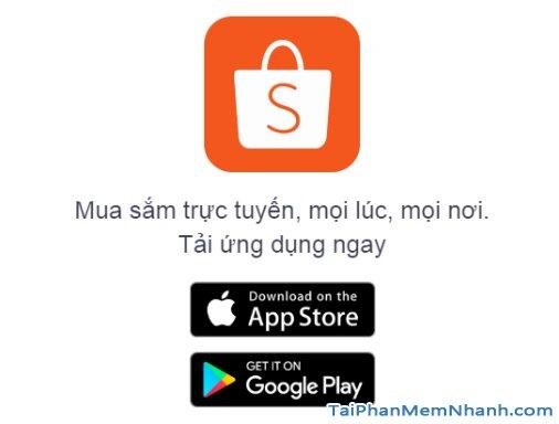 Tải và Cài đặt ứng dụng mua sắm Online Shopee cho Android + Hình 2
