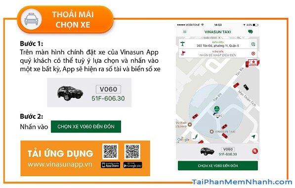 Hướng dẫn tải cài đặt VinaSun Taxi - Ứng dụng gọi xe cho Android + Hình 8