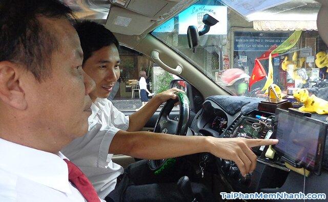 Hướng dẫn tải cài đặt VinaSun Taxi - Ứng dụng gọi xe cho Android + Hình 9
