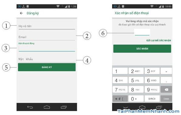 Hướng dẫn tải cài đặt VinaSun Taxi - Ứng dụng gọi xe cho Android + Hình 16