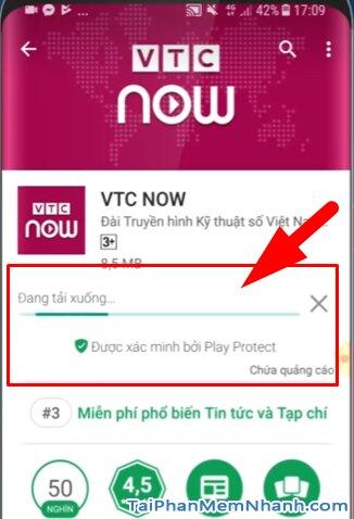 Tải VTC NOW cho Android - Ứng dụng Xem truyền hình VTC trên Mobile + Hình 11
