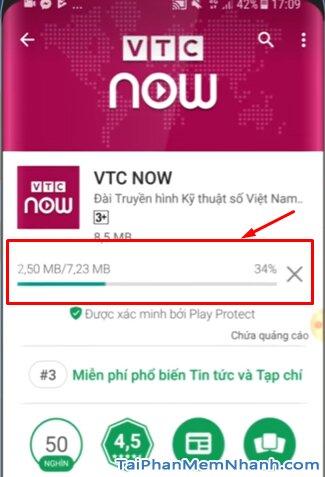 Tải VTC NOW cho Android - Ứng dụng Xem truyền hình VTC trên Mobile + Hình 12