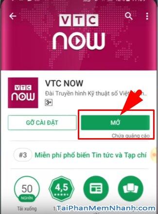 Tải VTC NOW cho Android - Ứng dụng Xem truyền hình VTC trên Mobile + Hình 13