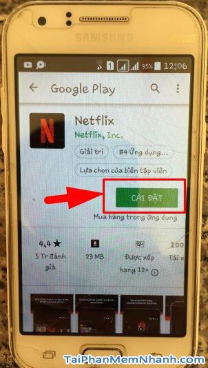 Tải Netflix - Ứng dụng xem truyền hình quốc tế trên Android + Hình 10