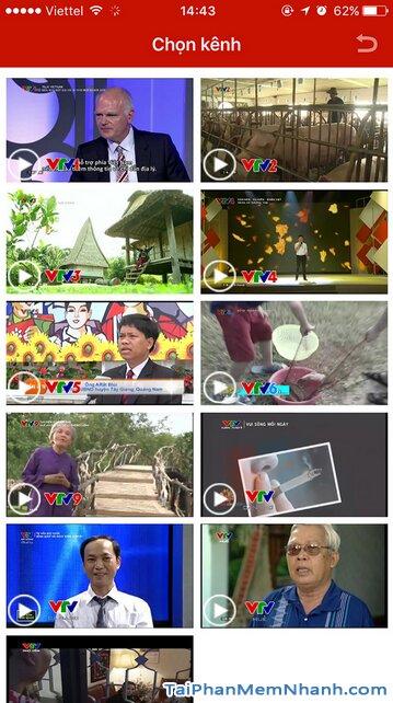 Tải VTV Go - Ứng dụng xem phim trực tuyến cho Android + Hình 2