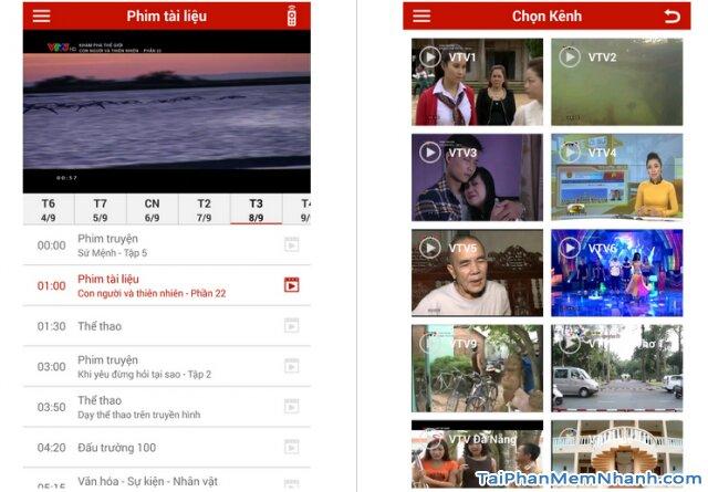 Tải VTV Go - Ứng dụng xem phim trực tuyến cho Android + Hình 3