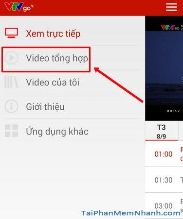 Tải VTV Go - Ứng dụng xem phim trực tuyến cho Android + Hình 5