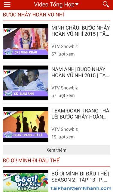 Tải VTV Go - Ứng dụng xem phim trực tuyến cho Android + Hình 7