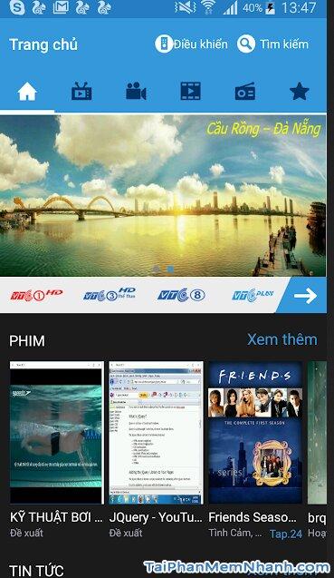 Tải VTC Play - Ứng dụng xem truyền hình trực tuyến trên Android + Hình 2