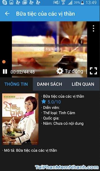 Tải VTC Play - Ứng dụng xem truyền hình trực tuyến trên Android + Hình 5
