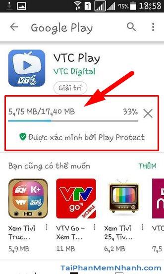Tải VTC Play - Ứng dụng xem truyền hình trực tuyến trên Android + Hình 11