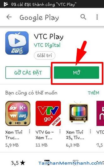 Tải VTC Play - Ứng dụng xem truyền hình trực tuyến trên Android + Hình 12