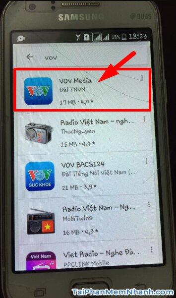 Tải ứng dụng VOV Media - Đài tiếng nói Việt Nam cho Android + Hình 10