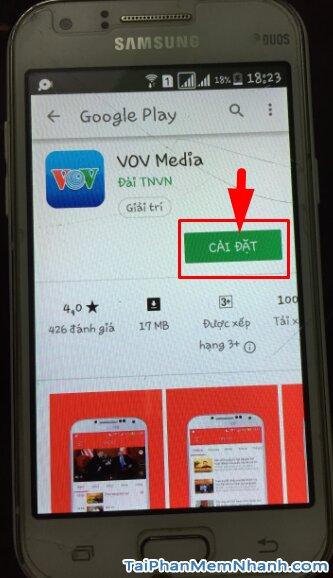 Tải ứng dụng VOV Media - Đài tiếng nói Việt Nam cho Android + Hình 11