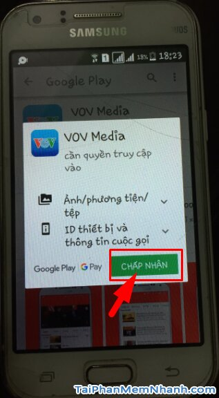 Tải ứng dụng VOV Media - Đài tiếng nói Việt Nam cho Android + Hình 12