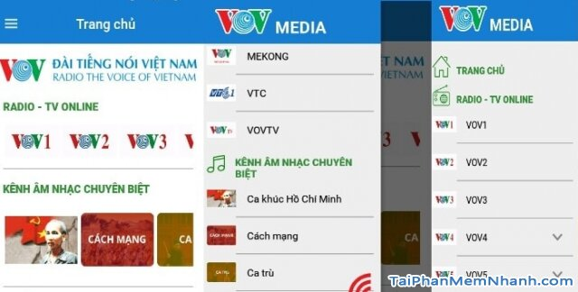 Tải ứng dụng VOV Media - Đài tiếng nói Việt Nam cho Android + Hình 13