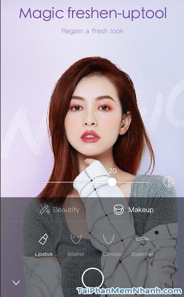 Tải Ulike - Ứng dụng chụp ảnh đẹp cho điện thoại Android + Hình 4