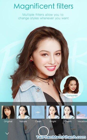 Tải Ulike - Ứng dụng chụp ảnh đẹp cho điện thoại Android + Hình 5
