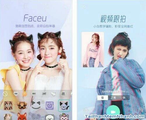 Tải FaceU - Ứng dụng quay video, chụp ảnh cho điện thoại Android + Hình 3