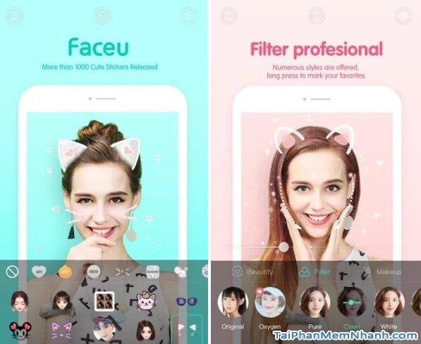 Tải FaceU - Ứng dụng quay video, chụp ảnh cho điện thoại Android + Hình 4