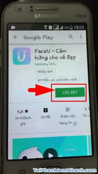 Tải FaceU - Ứng dụng quay video, chụp ảnh cho điện thoại Android + Hình 12