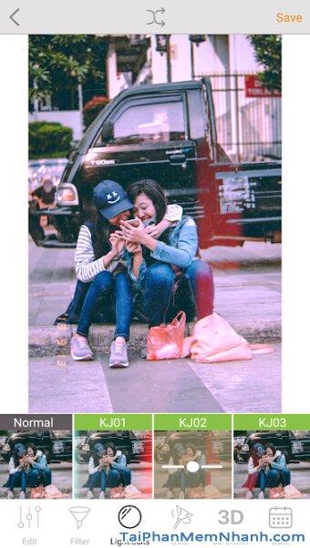 Tải Kuni Cam - Ứng dụng chụp ảnh theo phong cách cổ điển cho Android + Hình 3