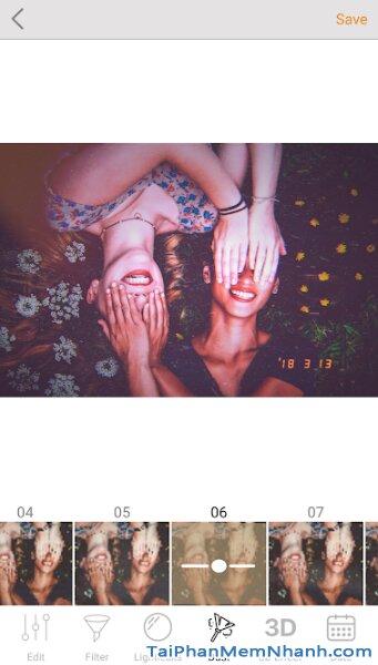 Tải Kuni Cam - Ứng dụng chụp ảnh theo phong cách cổ điển cho Android + Hình 4
