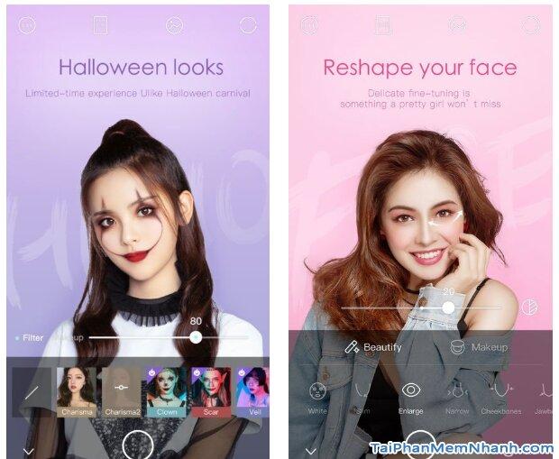Tải cài đặt Ulike - Ứng dụng selfie, chỉnh sửa ảnh cho iOS + Hình 2