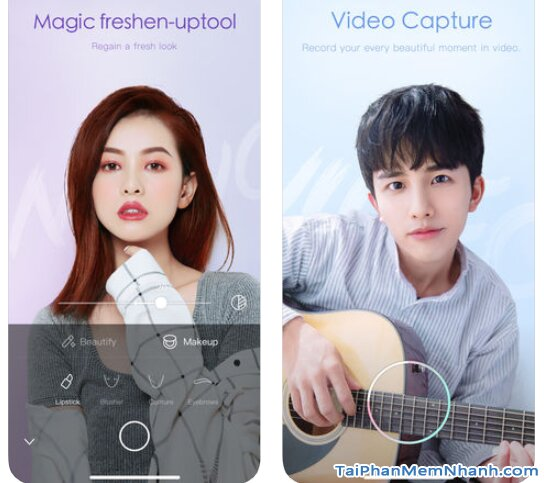 Tải cài đặt Ulike - Ứng dụng selfie, chỉnh sửa ảnh cho iOS + Hình 5